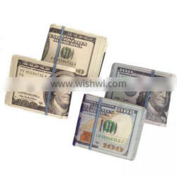 2016 Hotsale creative design promotional Dollar wallets and purses Wholesale alibaba stock price