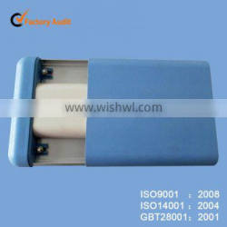 Aluminum wall PVC handrail for indoor stairs wall