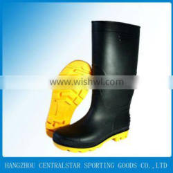 PVC Safety Boots 66020