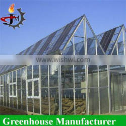 High Qualitysolar powered Greenhouse with Hyroponic system