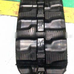 36 Link Rubber Excavator Tracks , Replacement Rubber Tracks For Excavators