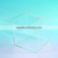 High quality new design Acrylic glass jewelry display table with Good Quality