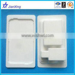 plastic vacuum forming blister packaging for mobile phone