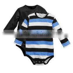 Baby romper with printing