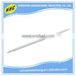 high quality customized stainless steel threaded terminal pin