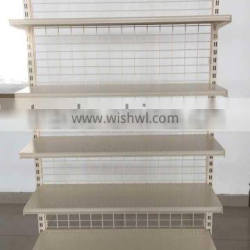 Wire Mesh Display Shelf for Grocery Store