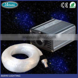 DIY ceiling star light led ceiling decorative light with remote controller and fiber optic harness and driver
