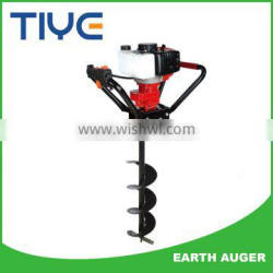 Professional earth auger for drill auger 52cc gardening tools for pickaxe and shovel