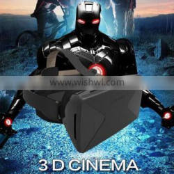 Headset VR 3D Video Glasses for 4-6.5 inch phone