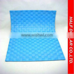 Plastic Oblong Placemats/Mats For One Dollar Item, Kitchenware
