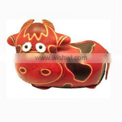 promotional Sheep Animal Shaped coin purse wholesale women genuine leather coin purse for men MCP-0104