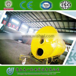 After-sale Service Oversea Avaliable Pyrolysis Unit Extraction Oil From Waste Tyre/Plastic