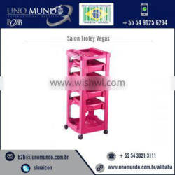 High Efficient Easy to Use Salon Trolley Manufacturer
