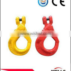 16mm Drop forged alloy steel g80 safety clevis hook