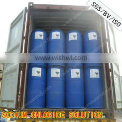 liquid sodium chlorite at the ouries of 25% 31%