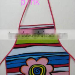 pp non woven kids painting apron