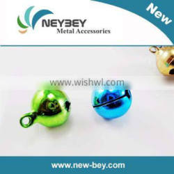 Top quality custom hanging metal bells for holiday BB302
