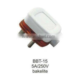 male electrical plugs 15a /13A