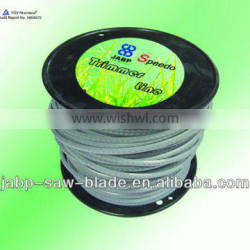 round trimmer line in spool