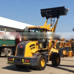 Compact mini loader small farm and garden user good quality and best price