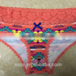 T Pants Fashion Intimates Briefs Sexy Embroidery G-Strings Sexy Lady Lace Underwear