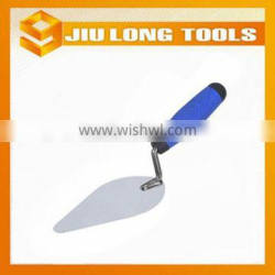 polished blade plastic handle building bricklaying tools building plaster