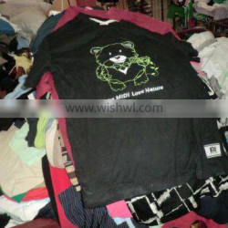 Cheap Second hand Used t-shirts for sale