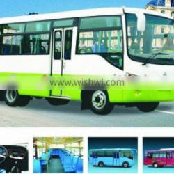 6.6m 10-24seats EQ6661PT3 Dongfeng CNG City Bus