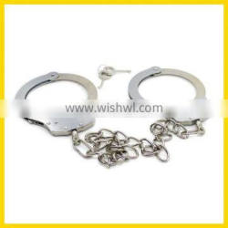 Sexy stainless steel ankle cuffs Toys