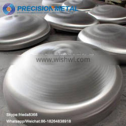 Ellipsoidal Dished Heads Dished End Fuel Storage Tank Cap Tank End Covers ASME 2:1 Elliptical Heads