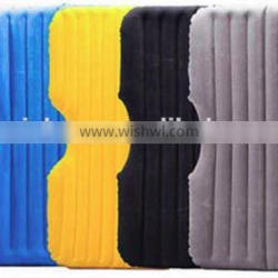 2016 Convenient travel inflatable car air bed for sale inflatable car mattress