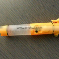 LS-008A car flashlight with warning light light torches led camping light