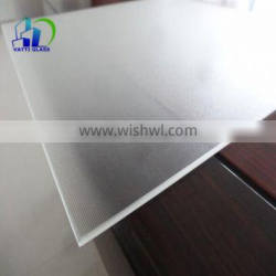 3.2mm AR coated patterned solar glass