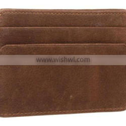 New fashion man leather wallet