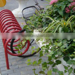 2013 Spiral Bicycle Parking Stand