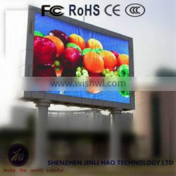 Full Color P10 Outdoor LED Displays for outdoor advertising led screen
