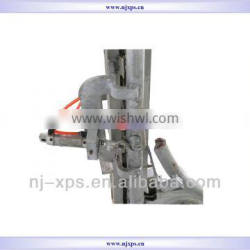 slaughter equipment pig of Track for Tensioning Machine used to unload the livestock from auto conveyor