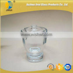 110ml glass material personal care industrial use perfume bottle with sprayer