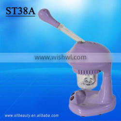Portable Mini face steamer for personal use or salon use with optional color