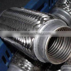 Stainless steel flexible exhaust pipe/bellow