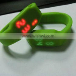 2015 new style usb led watch