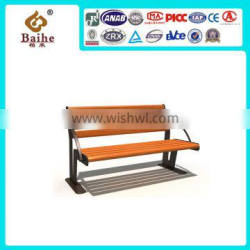 2016 Classic Wooden and Cast Iron Garden Bench