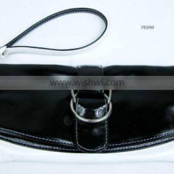 China Supplier Leather Purse Wallet Fashion Design Leather Clutch Bag