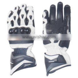 Motorbike Gloves Leather gloves ( Accept Paypal )