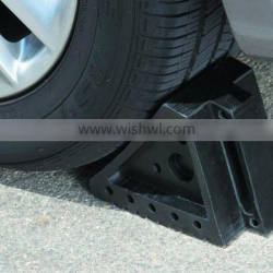 industrial recycled rubber wheel wedges