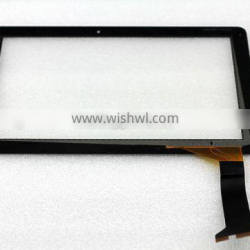 For Asus MeMo Pad 10 ME102 ME102A 10.1 Inch touch screen digitizer touch panel Glass Lens Replacement + Tracking Code