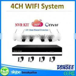 2015 wireless camera kit 4ch cheap home security camera systems,wireless ip camera nvr recorder