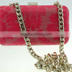 fabric evening bags