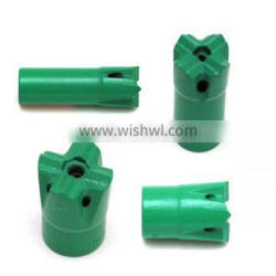 7 degrees Tapered Carbide Cross Type Bit