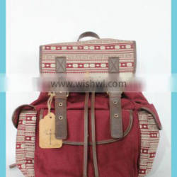 manufacturing school bag backpack for wholesale